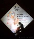 Ombre chinoise sur l'Ethical Fashion Show 2011 - © mademoiselle Stéfane