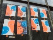 Interprétations libres du logo de la Biennale 2013