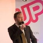 Nicolas Froissard, mouvement UP! et VP Groupe SOS